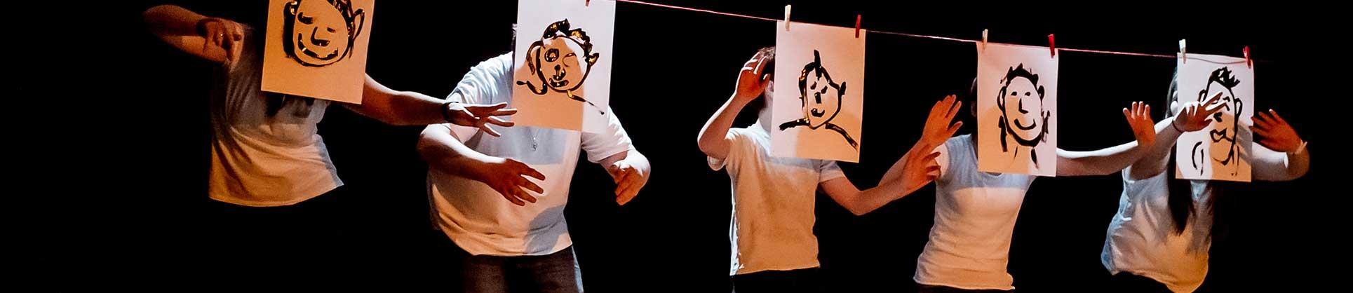 Lenka Wolf Theaterpädagogik